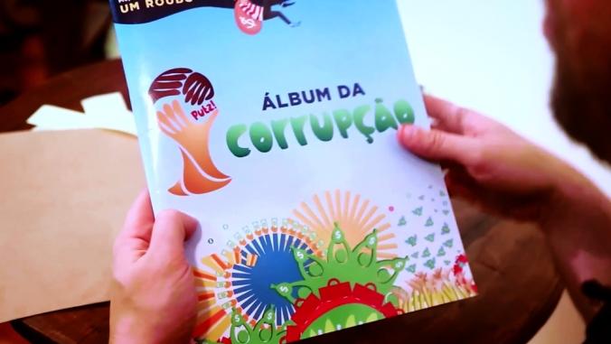 Álbum da Corrupção