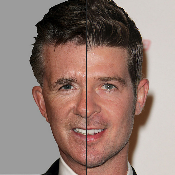 Alan-Thicke e Robin Thicke
