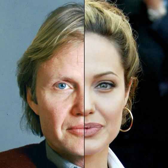 Jon Voight e Angelina Jolie