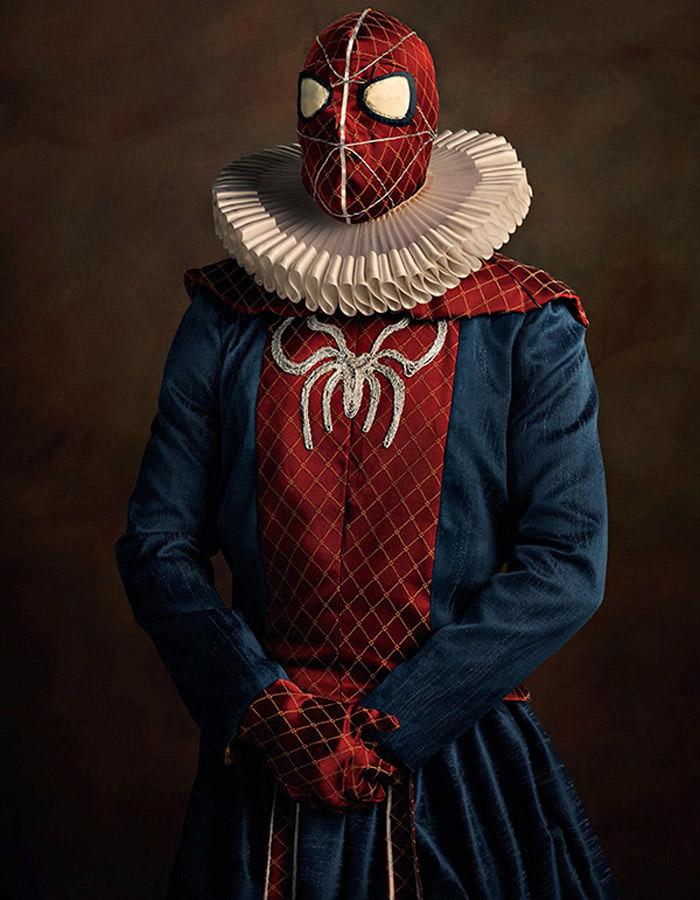 sacha-goldberger-super-flemish-marvel-spider-man